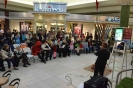 Channukah at Devonshire Mall 2012