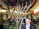 Channukah at Devonshire Mall 2009